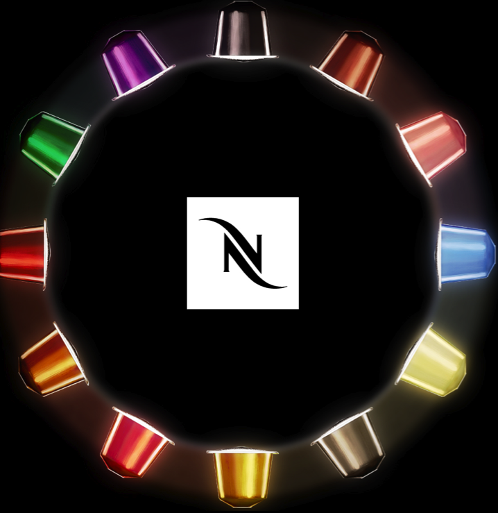 Nespresso, Un pop-up store à La Belle Étoile!