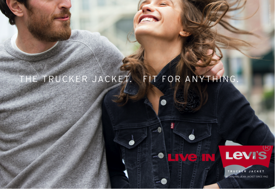 """""""LIVE IN LEVI'S®"""""""