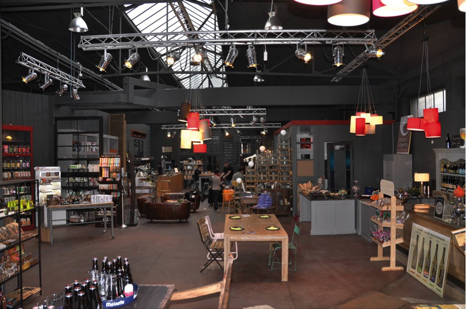 Am garage food coffee design culture bold magazine - Come a la maison ...