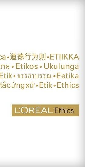L'Oréal, reconnue comme l'une des «Sociétés les plus éthiques au monde»
