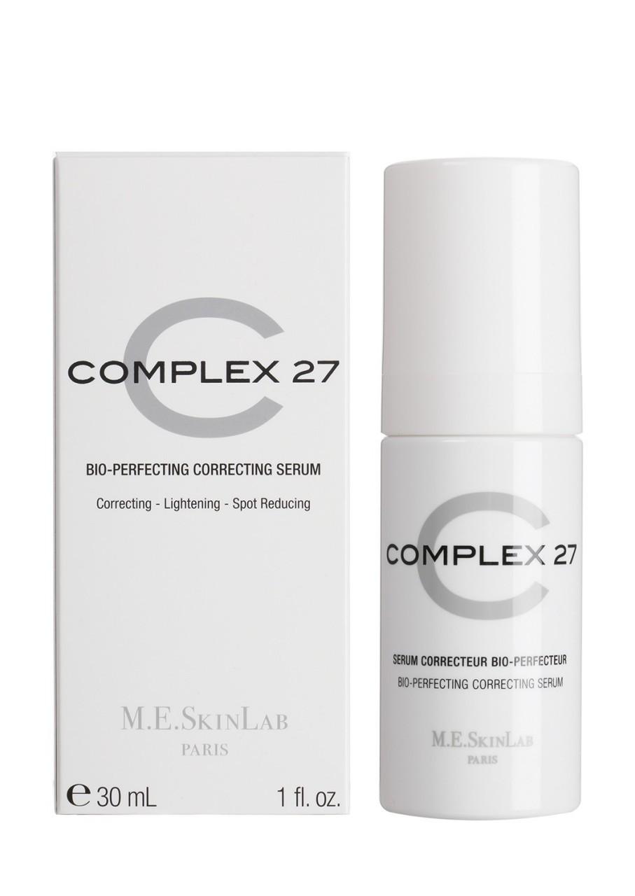 Cosmetics 27 – Complex 27, Les nouveaux sérums haute définition