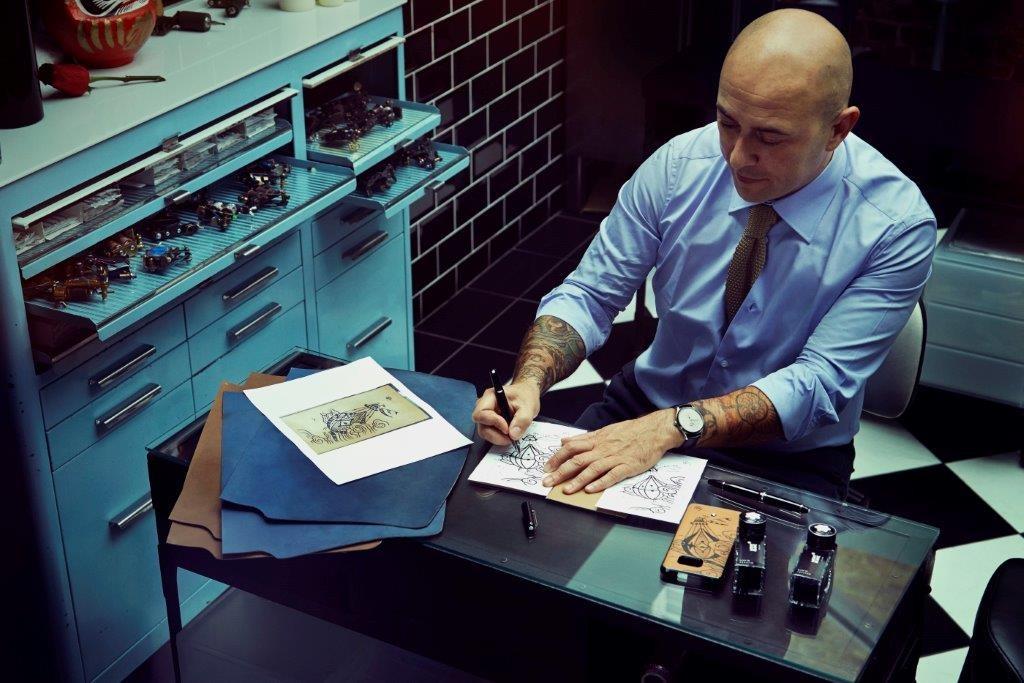 Montblanc & Samsung, héritage & modernité