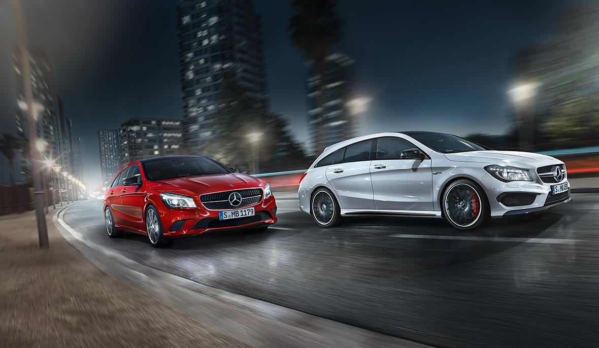 01-The-new-CLA-Shooting-Brake-Mercedes-Benz-CLA-45-AMG-4MATIC-design-Sensual-Purity-modern-luxury-passenger-car-estate-