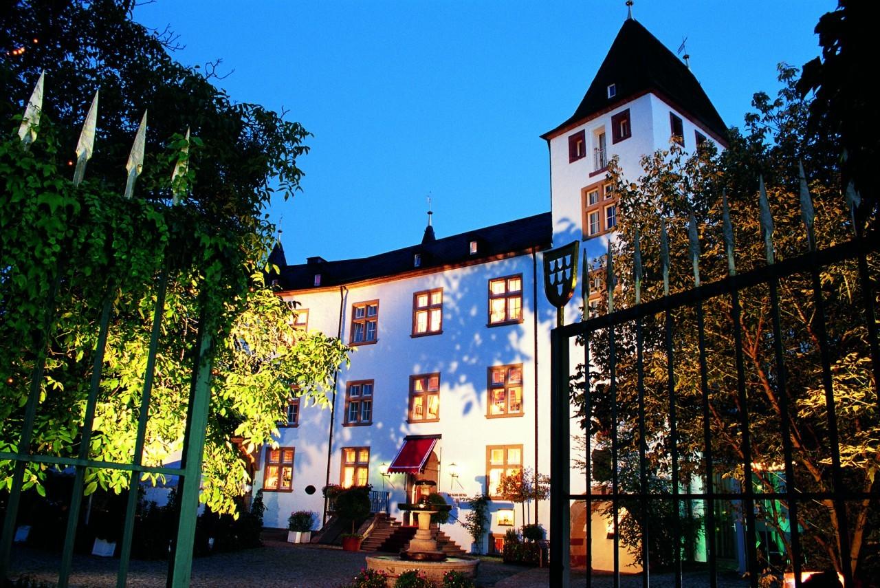 L'hôtel Victor's Residenz Schloss Berg, havre de paix…