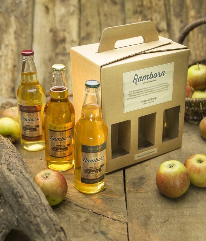 Le Cider Ramborn passe en 33cl