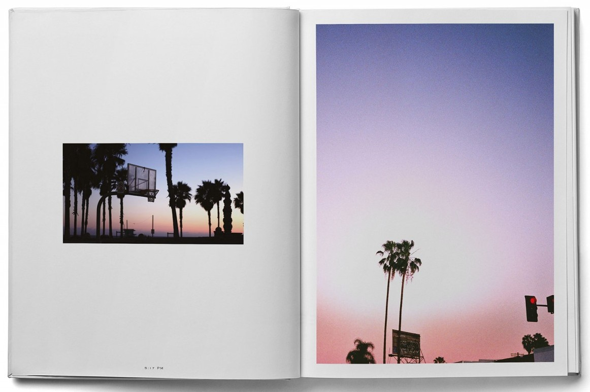 L'hommage de Karl Hab. à la lumière de L.A.