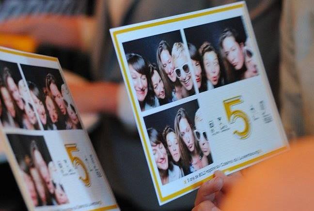Notre soirée des cinq ans en images