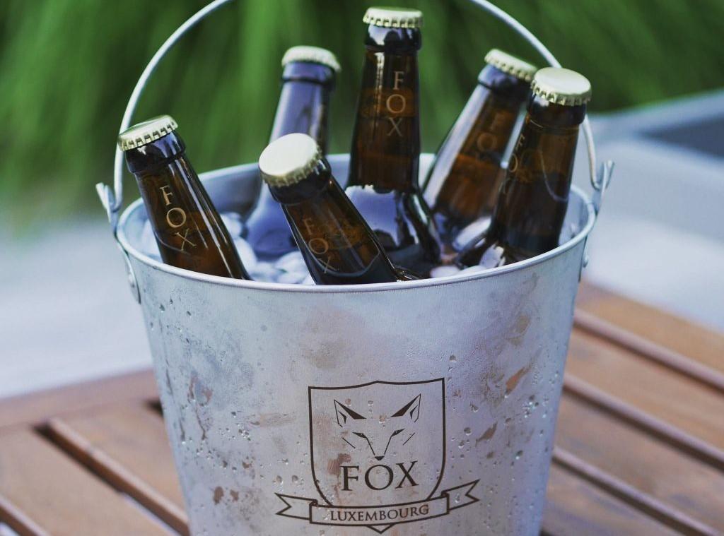 Fox Beer: Buvez, éliminez!