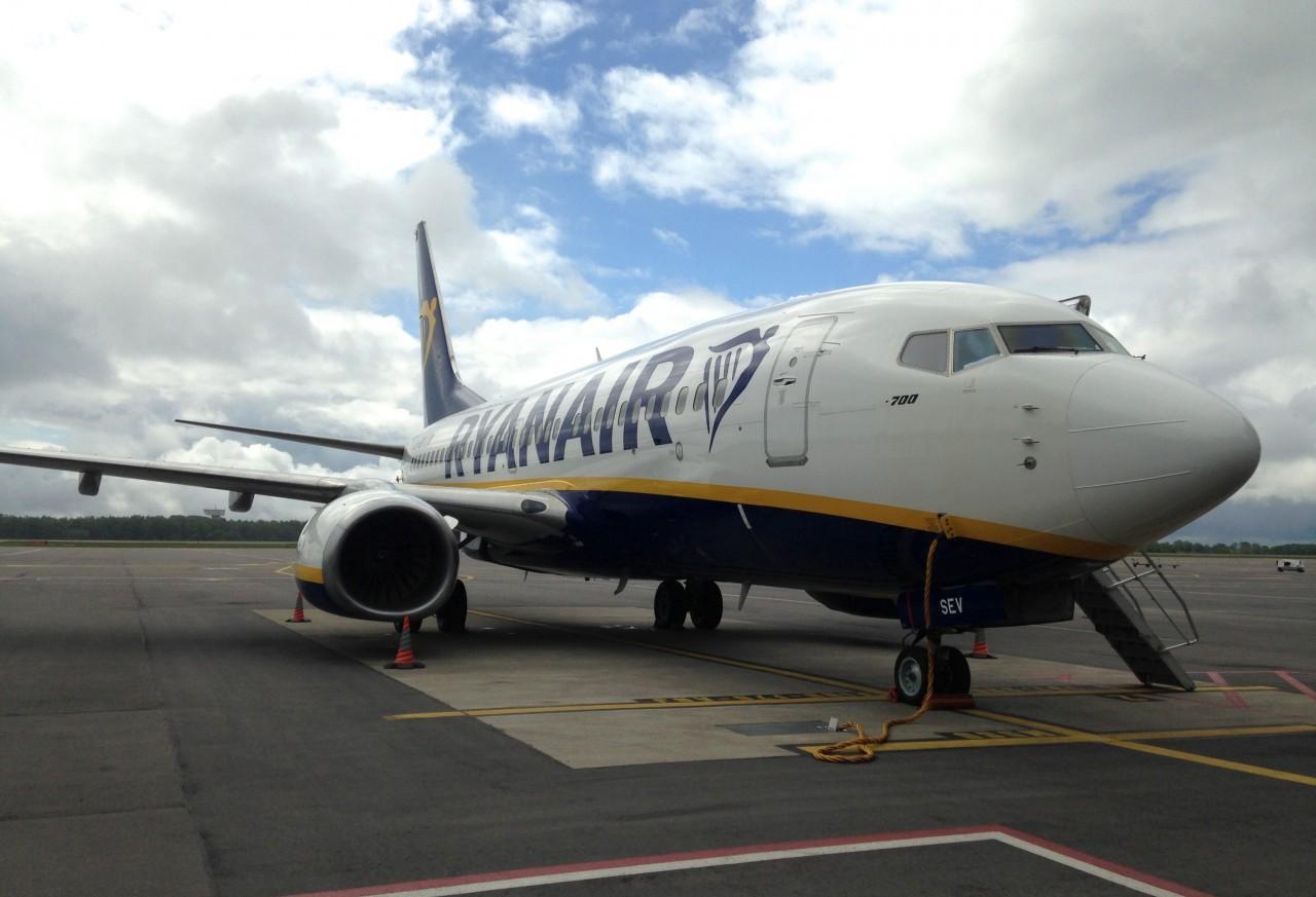 Ryanair s'envolera pour Milan en 2017