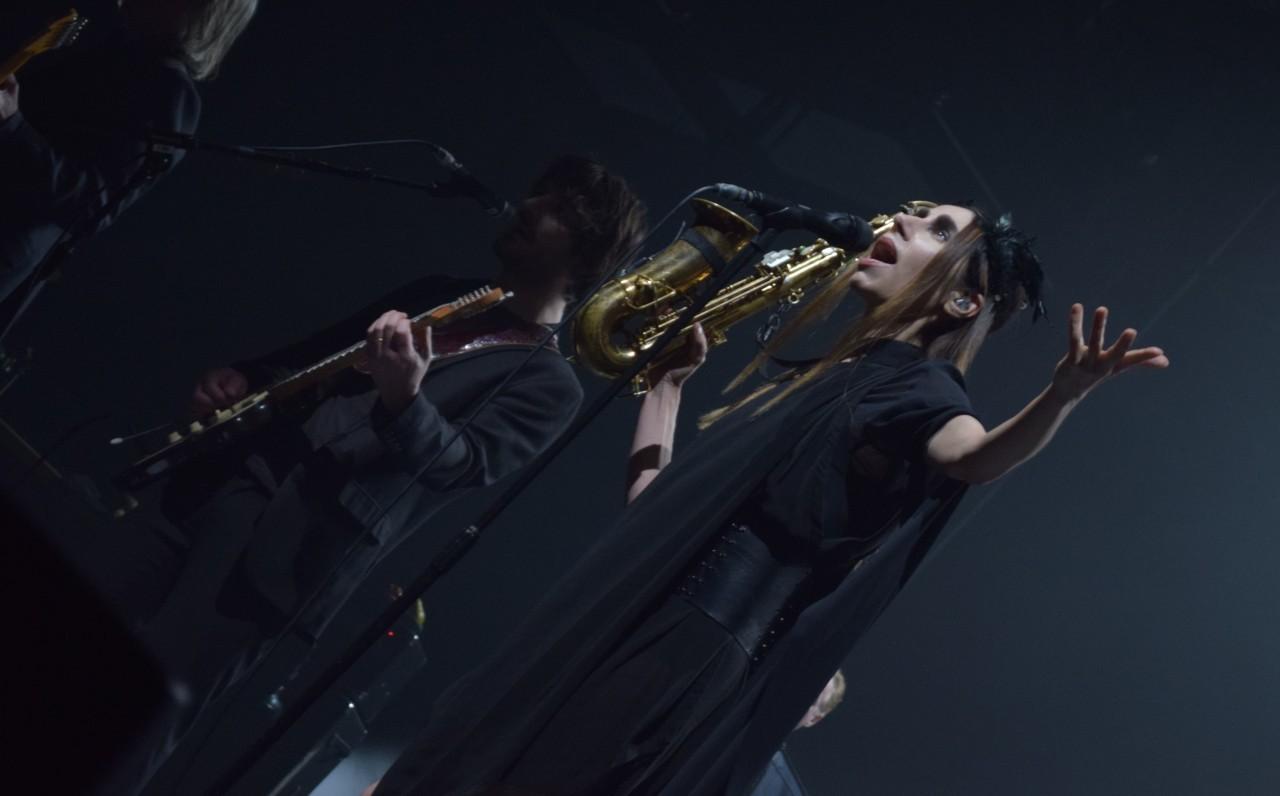 PJ Harvey a envoûté la Rockhal