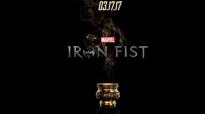 Iron Fist débarque en mars 2017