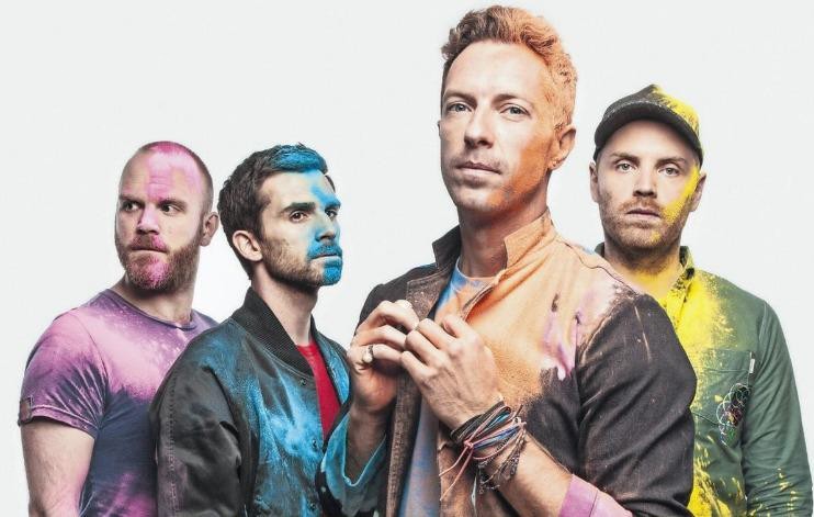 Coldplay sortira Kaleidoscope en 2017