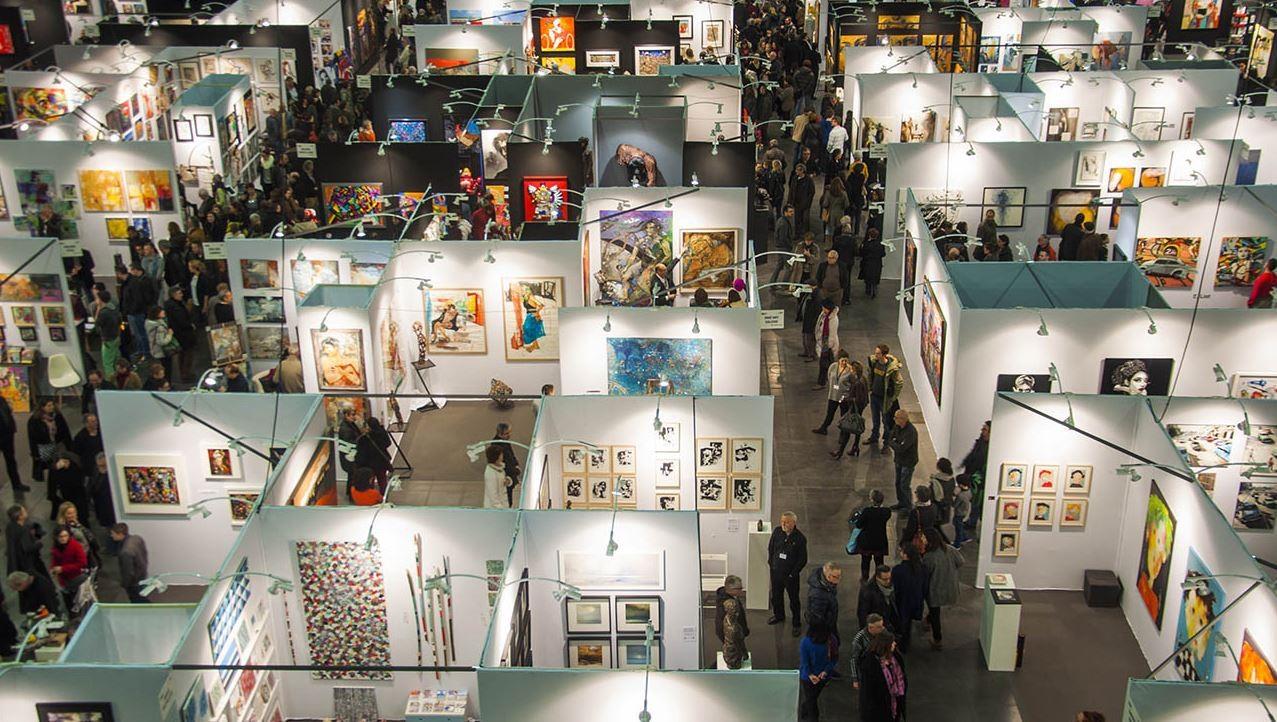 La Luxembourg Art Fair prépare sa venue