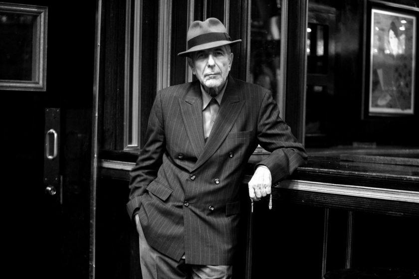 Adieu, Léonard Cohen