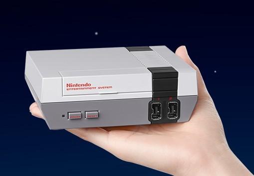 Nintendo titille la fibre nostalgeek
