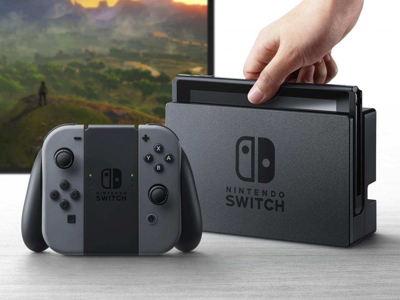 La Switch débarque début mars