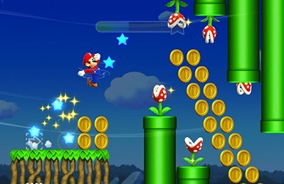 Super Mario Run casse la baraque
