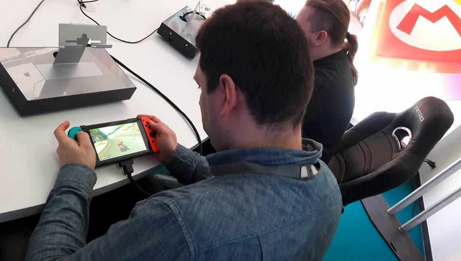 Nintendo va t-il réussir son pari avec la Switch?