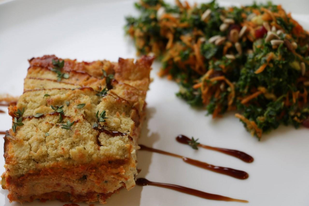 Oak Bistro: cru, végétarien et sans gluten