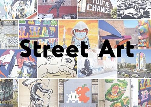 Sumo dans un livre dédié au street-art