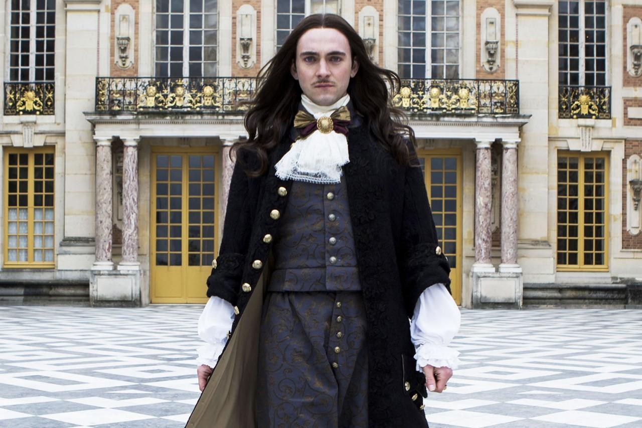 Versailles, Château de cartes
