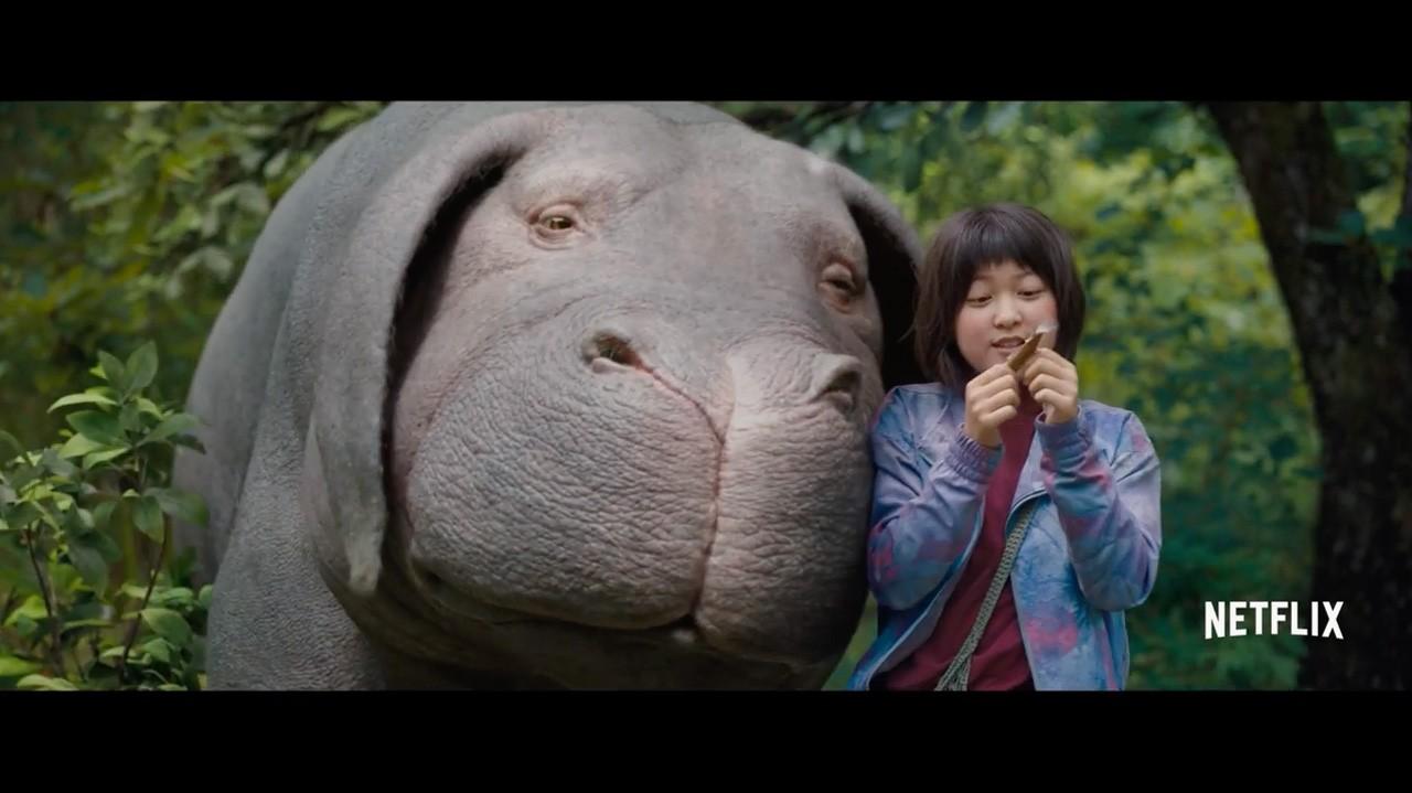 Okja, conte fantastique écolo et engagé