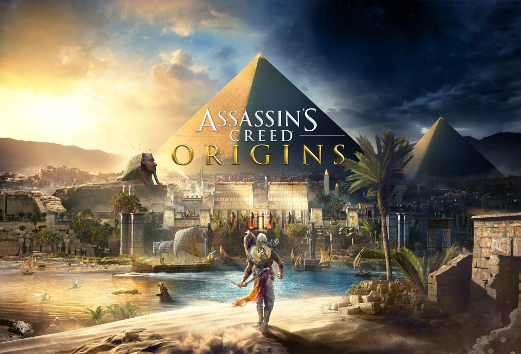 Assassin's Creed renaît en Egypte