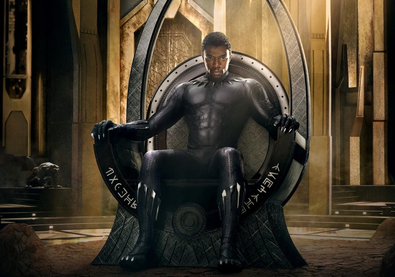 Les images époustouflantes de Black Panther