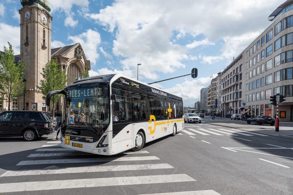 DES BUS 100% ÉLECTRIQUES ET GRATUITS