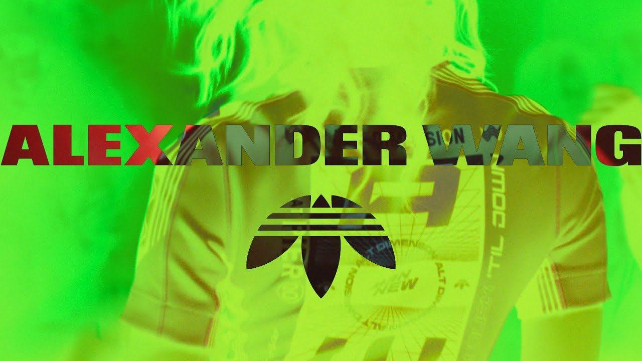 Adidas x Wang, nouvelle collab en vue!