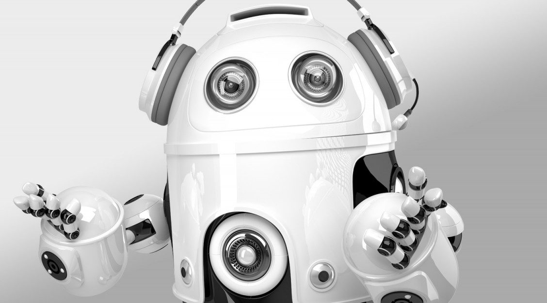 Un robot de sécurité se suicide dans une fontaine