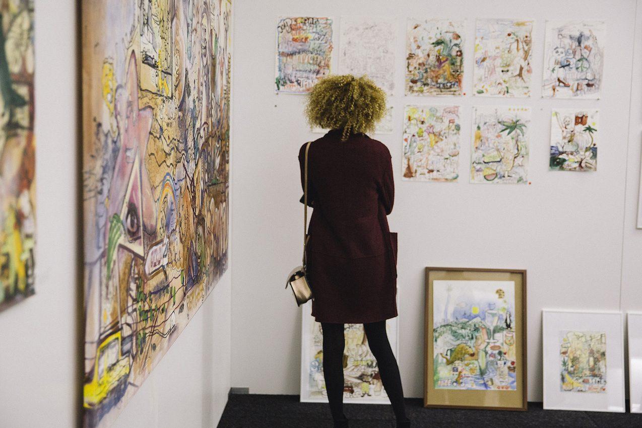La Lux Art Week voit plus grand