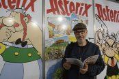 BD : un nouvel Astérix sur les chapeaux de roue
