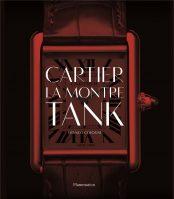 La montre Tank, icône horlogère de Cartier, se raconte dans un livre