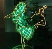 Les sapins de Noël des Créateurs débarquent à Luxembourg