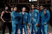 Le collectif A$AP Mob dans une campagne Calvin Klein