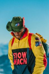 Ralph Lauren relance sa collection Snow Beach