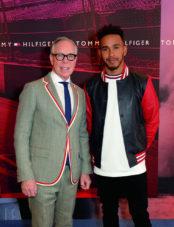 Tommy Hilfiger recrute Lewis Hamilton