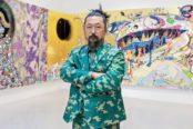 Uniqlo signe une collection inspirée de Takashi Murakami