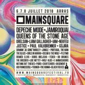 Mainsquare Festival édition 2018 : le line-up est complet