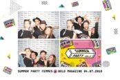 Revivez en photos la Summer Party Vol.2 !