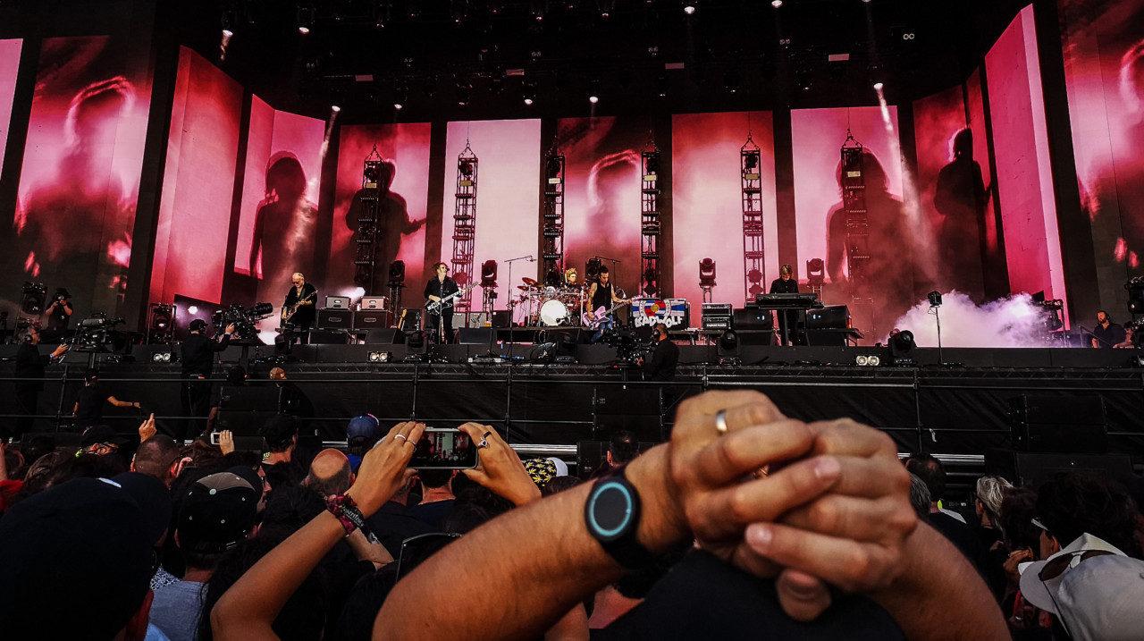 The Cure – 40 ème anniversaire : soleil de plomb pour festival en or