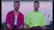Promises, le tube de Calvin Harris et Sam Smith, a enfin son clip