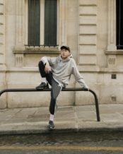 Eddy de Pretto, visage de la nouvelle sneaker d'adidas Originals