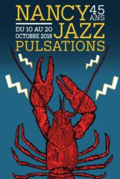 Nancy Jazz Pulsations: coup d'envoi mercredi de la 45e édition