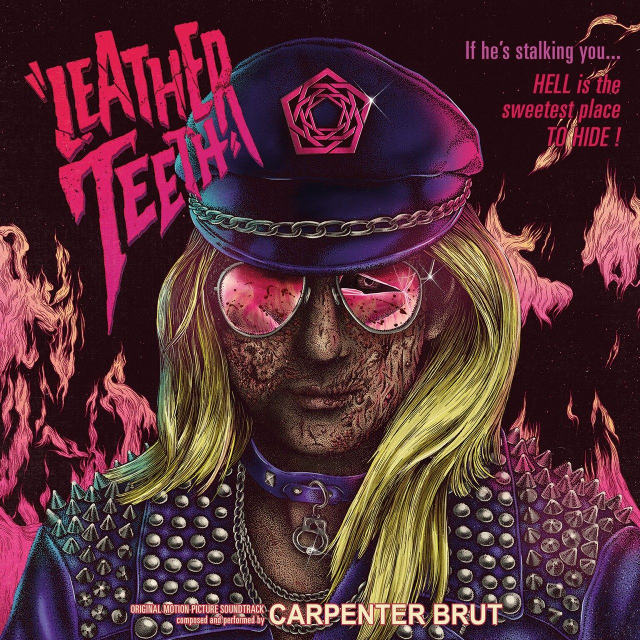 Carpenter Brut : peur bleue en terres rouges