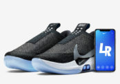 Nike : des baskets connectées qui se serrent automatiquement