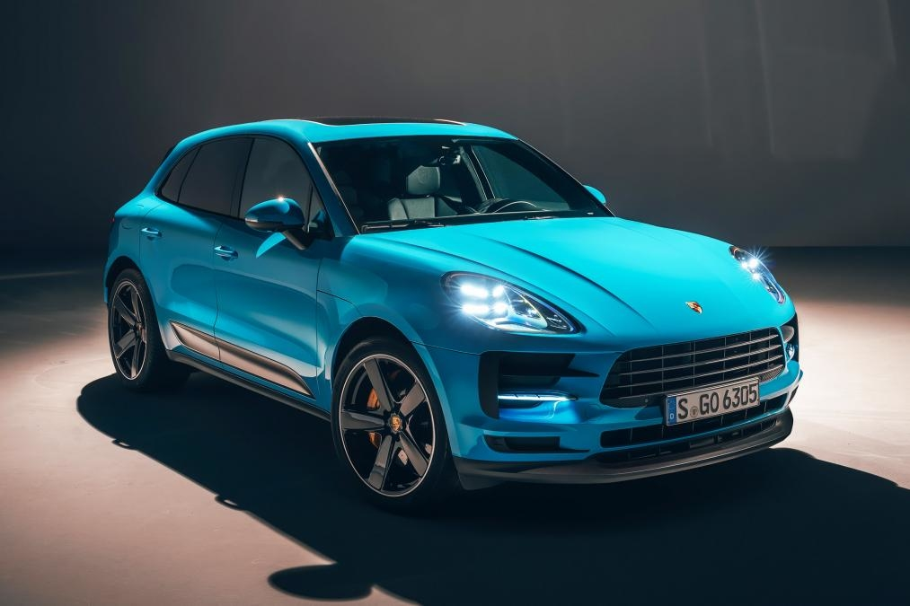 Porsche officialise son futur Macan 100% électrique