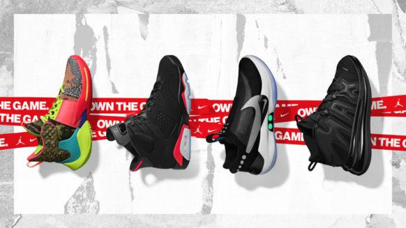 meilleur pas cher d9006 bbc44 Nike et Jordan Brand dévoilent la collection 2019 NBA All ...