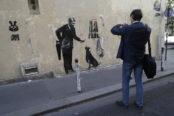 Une exposition de rue autour de Banksy annoncée